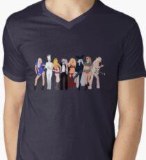 Iconic Evolution II Mens V-Neck T-Shirt