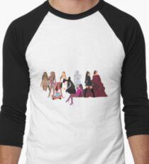 Pop Princess Evolution II Men's Baseball ¾ T-Shirt