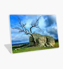 1539 Big Rock and Tree Laptop Skin