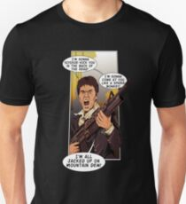 Scarface is Jacked Up on Mountain Dew! Unisex T-Shirt