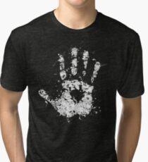 White Hand of Saruman Tri-blend T-Shirt