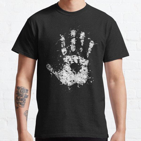 Mano blanca de Saruman Camiseta clásica