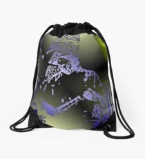 Southern Man Drawstring Bag