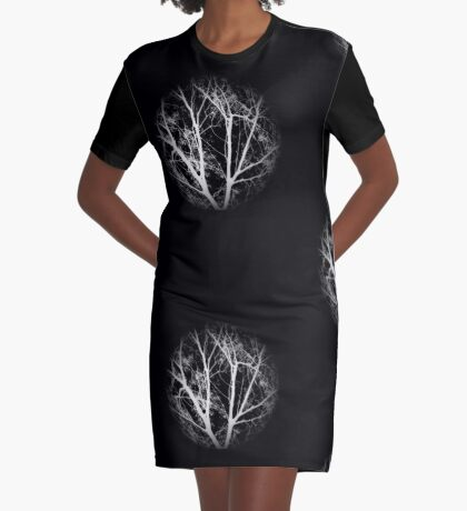 tree connection ... Graphic T-Shirt Dress