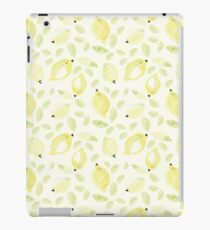Sunny Lemon iPad Case/Skin