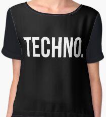 Techno Women's Chiffon Top