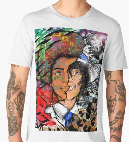 King of Pop Men's Premium T-Shirt