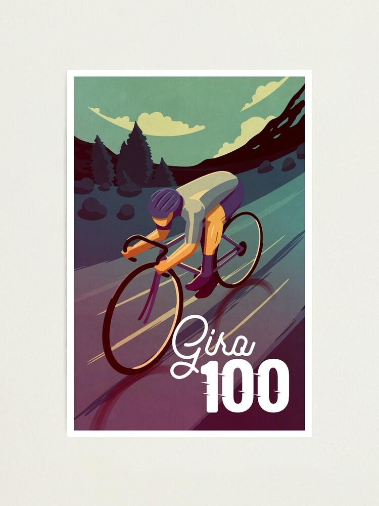 Alternate view of Giro 100 Photographic Print