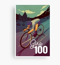 Giro 100 Canvas Print