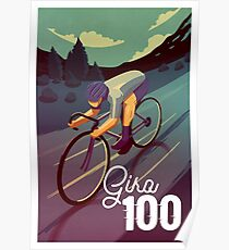 Giro 100 Poster