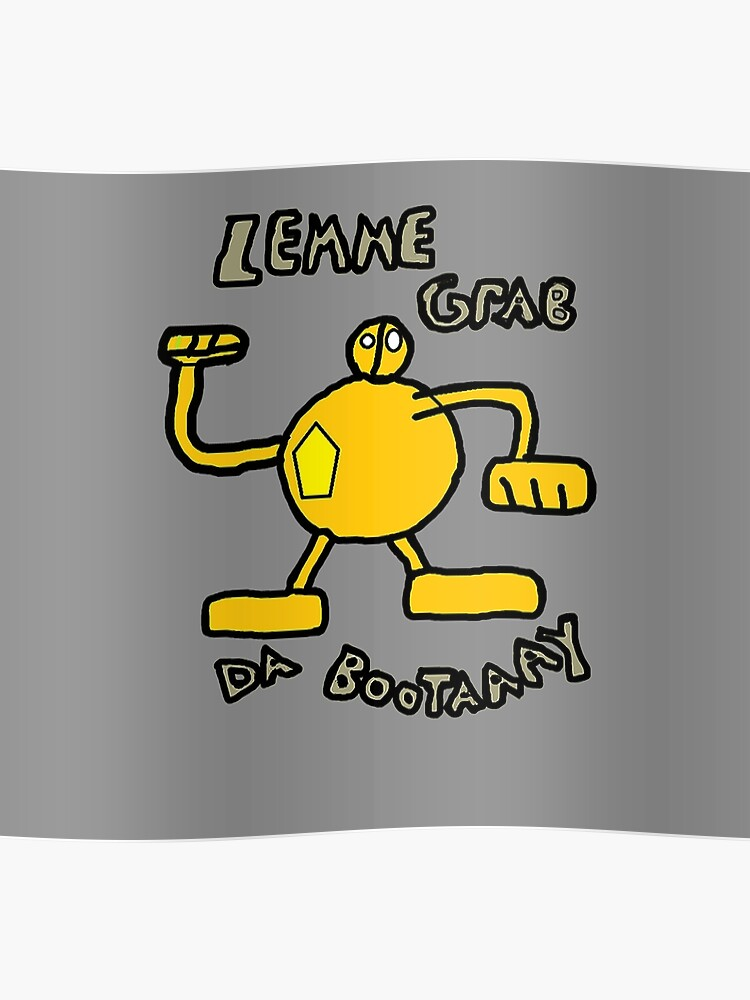 Lustige Blitzcrank League Of Legends Poster
