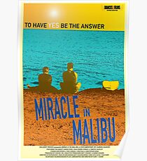 Miracle in Malibu Movie Poster Poster