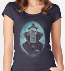Hipster Wizard Women's Fitted Scoop T-Shirt
