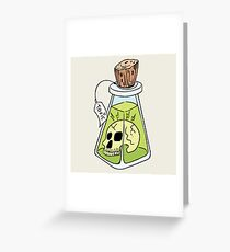 Potion No.1 Greeting Card