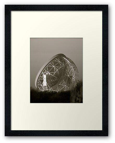 Jodrell Bank by Andrew Dunwoody