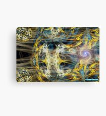 Abstract 7 Canvas Print