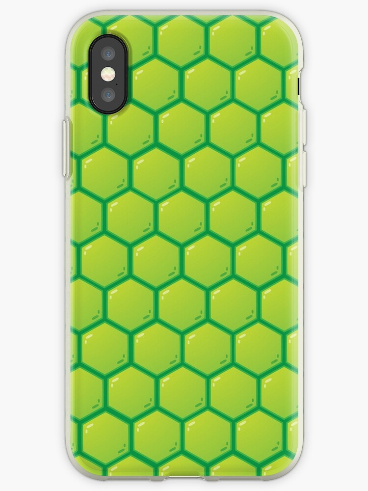 Turtle Power Shell Pattern by halegrafx
