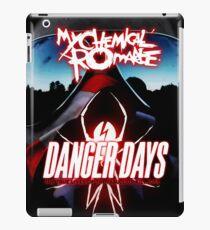 ROMANCE DANGER CHEMICAL MY SEGAR iPad Case/Skin