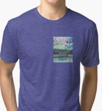 Pokéstop Tri-blend T-Shirt