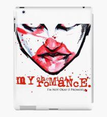 ROMANCE PROMISE CHEMICAL MY SEGAR iPad Case/Skin