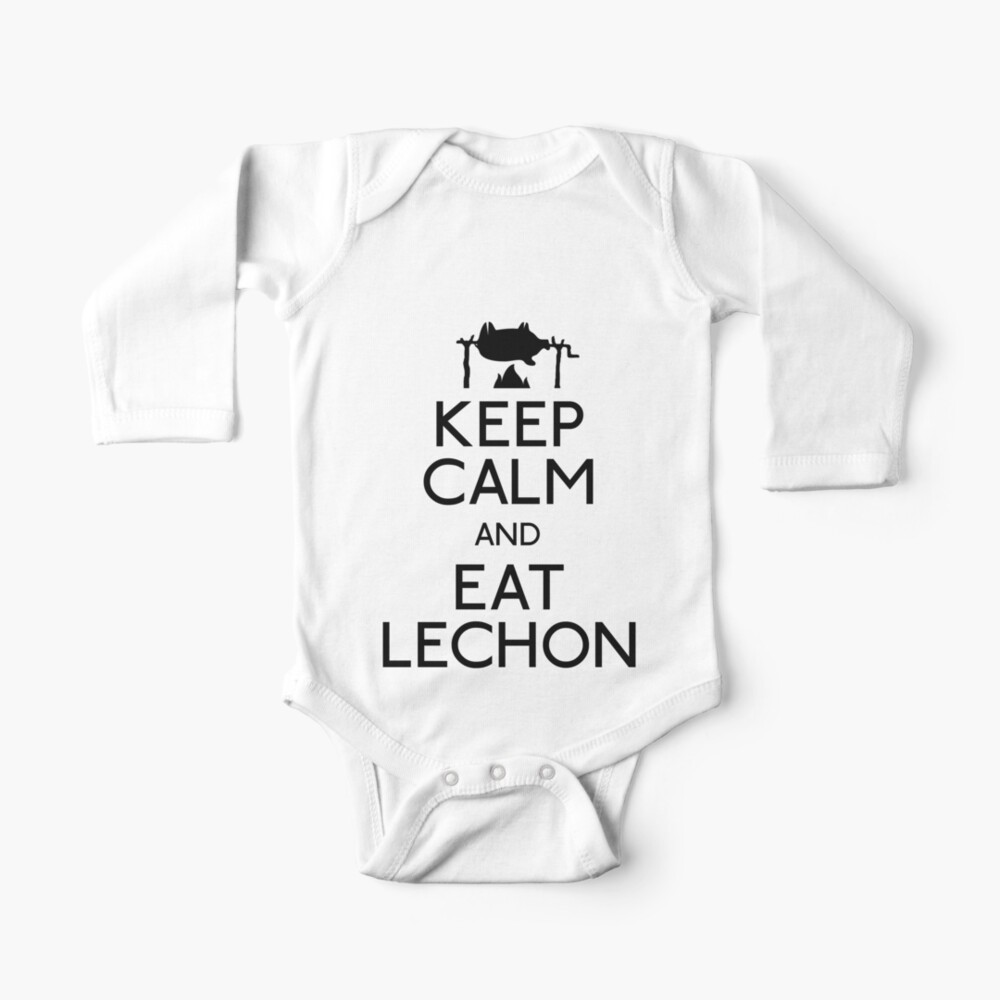 Toddler Childrens Keep Calm and Love Pigs Printed Long Sleeve 100/% Cotton Infants T-Shirts