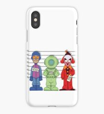 Mystery Inc, Mugshots iPhone Case/Skin