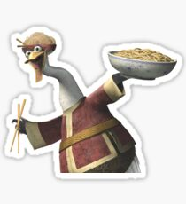 Mr. Ping Stickers Sticker