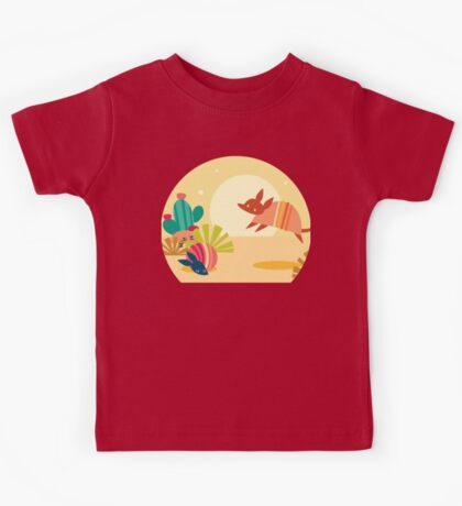 Happy Armadillos Kids Clothes