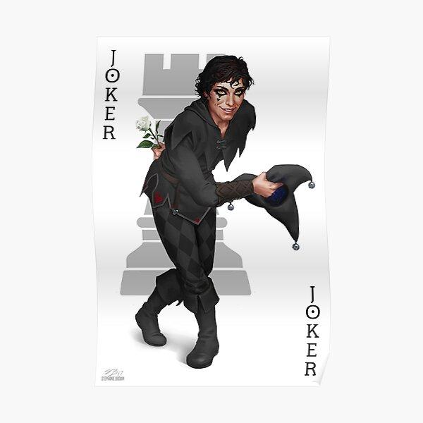 Jest the Joker Poster