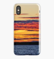 Basking in the Afterglow iPhone Case