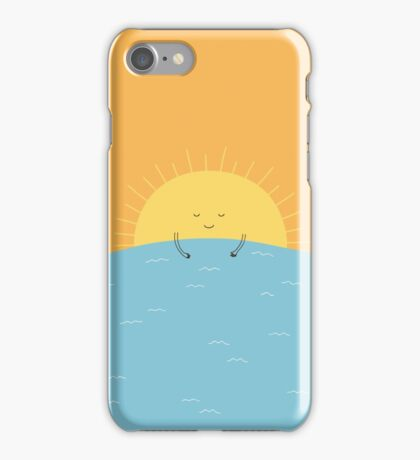 good morning sunshine! iPhone Case/Skin