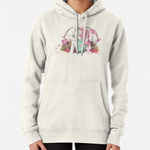 Strawberry Field Pullover Hoodie