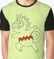 Color Change Graphic T-Shirt