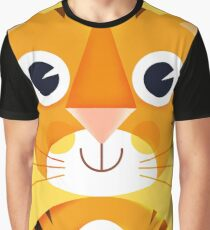 Newborn Tiger Graphic T-Shirt