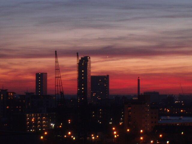 London tonight by silus