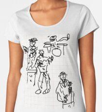 Musicians Women's Premium T-Shirt