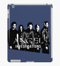 Angel Investigations: Angelic Glow iPad Case/Skin