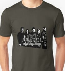 Angel Investigations: Angelic Glow T-Shirt