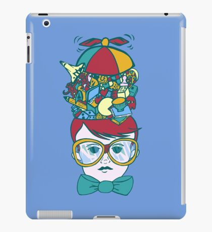 Brainy iPad Case/Skin