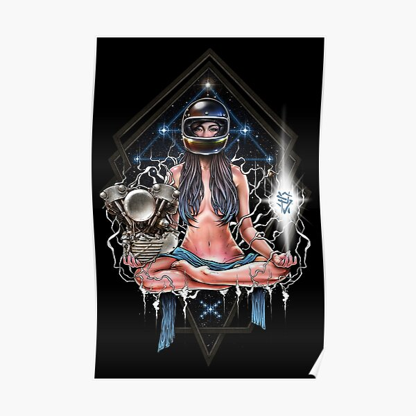 Winya No.69 Awake Goddess Yoga Retreat Poster