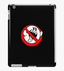 ghost buster iPad Case/Skin