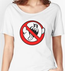 ghost buster Women's Relaxed Fit T-Shirt