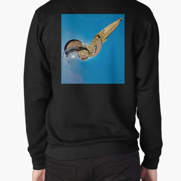 All Saints Clooney, Derry Pullover Sweatshirt