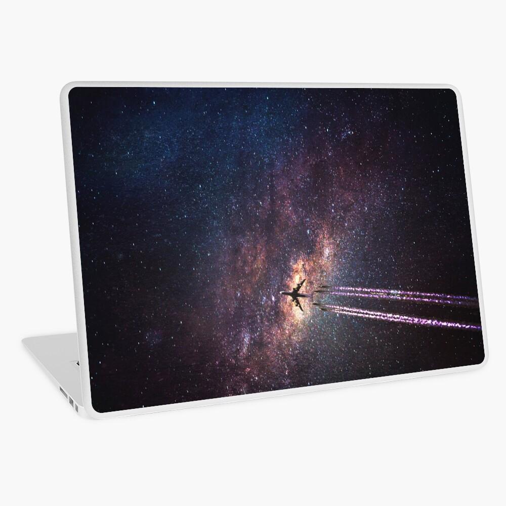 Intergalactic Laptop Skin