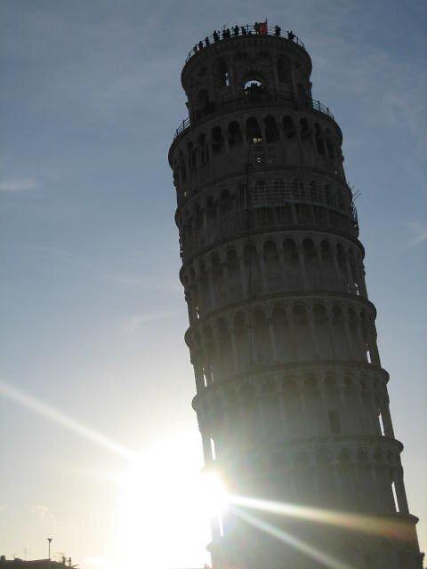 Pisa- 2 by Marichelle