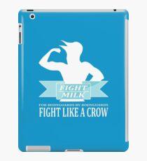 fight iPad Case/Skin
