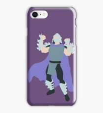 Shredder Blocky iPhone Case/Skin