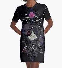 Hyper Dreamer Graphic T-Shirt Dress