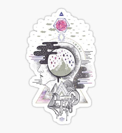 Hyper Dreamer Sticker