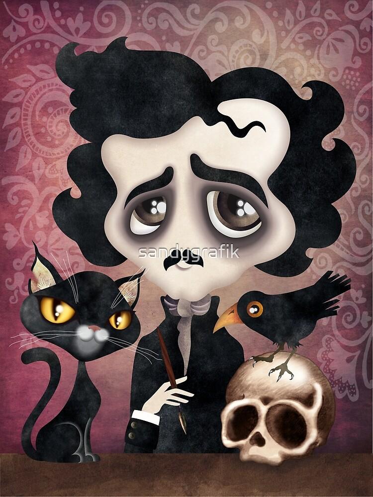 Edgar Poet by sandygrafik